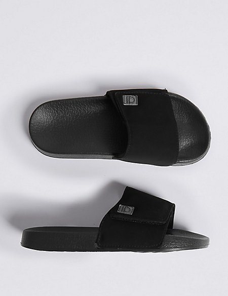 Kids' Slip on Sliders (13 Small - 7 Large)