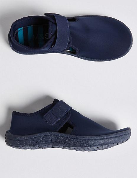 Kids' Aqua Shoes (13 Small - 7 Large)