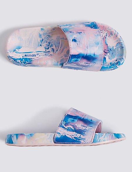 Kids' Slide Slip-on Sandals (13 Small - 6 Large)