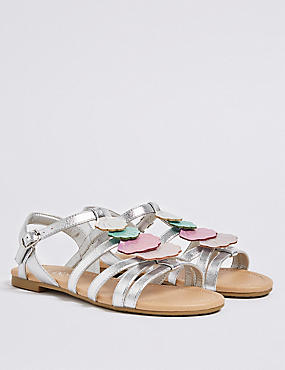 Kids' Shell Sandals (13 Small - 6 Large)