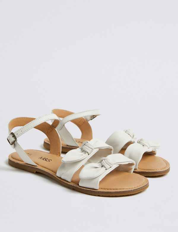 3c48f4db0a Girls' Sandals & Flip Flops | Leather Sandals for Girls | M&S
