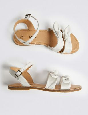 50bf75258 Kids  Bow Sandals (13 Small - 6 Large) £22.00 - £24.00