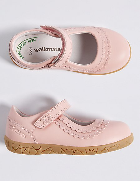 Kids' Walkmates™ Cross Bar Shoes (4 Small - 11 Small)