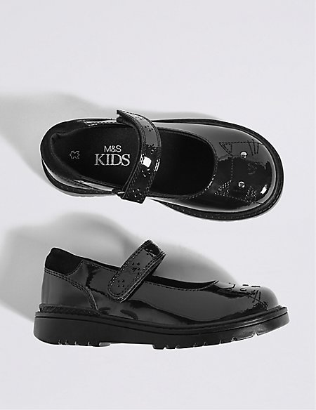 Kids' Cross Bar Shoes (6 Small - 12 Small)