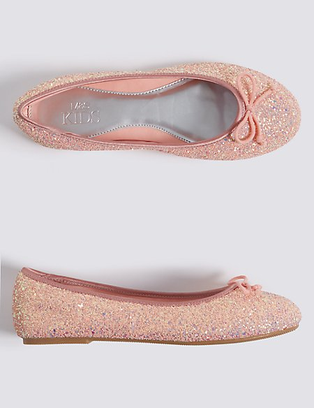 Kids' Ballerina Shoes (5 Small - 6 Large)