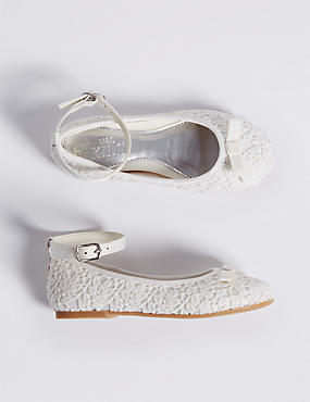 Kids' Bridesmaid Shoes (5 Small - 6 Large)