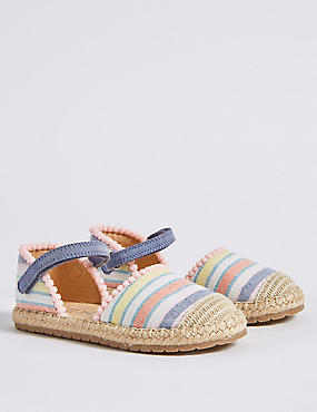 Kids' Espadrilles Shoes (5 Small - 12 Small)