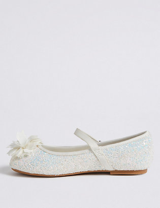 7dc9a7df7c2c Kids' Glitter Bridesmaid Shoes (5 Small - 6 Large) | Smart Shoes ...