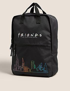 Wasserabweisender Schulrucksack für Kinder mit Friends™-Motiv
