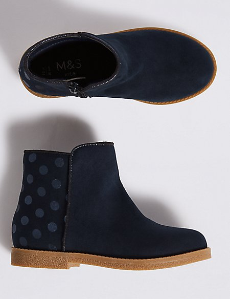 Kids' Spot Boots (5 Small - 12 Small)