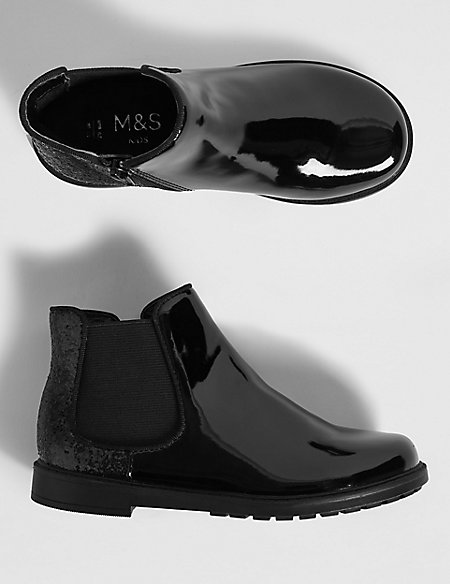 Kids' Ankle Boots (5 Small - 12 Small)