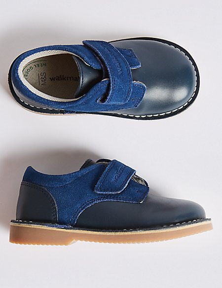 Kids' Walkmates™ Leather Shoes (4 Small - 11 Small)