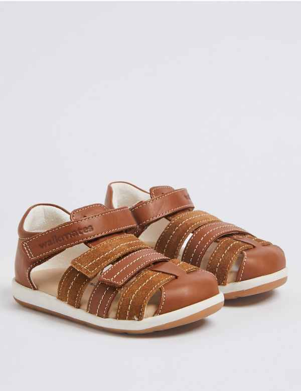 ea2bab4a3 Kids  Walkmates™ Leather Sandals (4 Small - 11 Small)