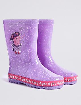 072aa9883e Kids  Peppa Pig™ Wellies (5 Small - 12 Small) ...
