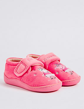 Kids' Peppa Pig™ Slipper Shoes
