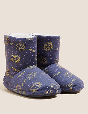 Kids' Harry Potter™ Slipper Boots (5 Small - 6 Large)