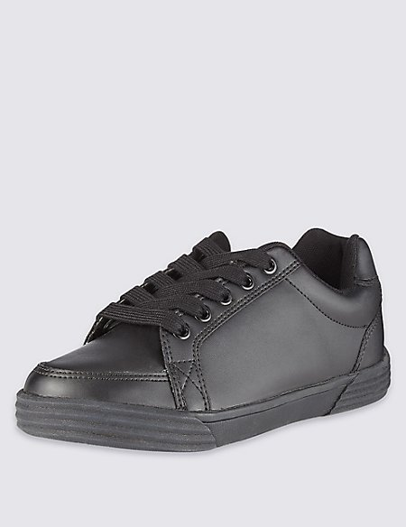 Kids' Leather School Shoes