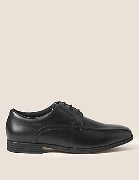 Kids' Leather School Shoes (13 Small - 10 Large)