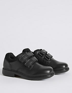 Zapatos negros formales Indigo infantiles