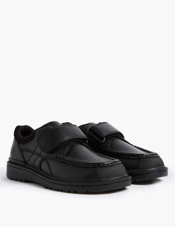All Boys School Shoes | Leather & Trainer School Shoes| M&S