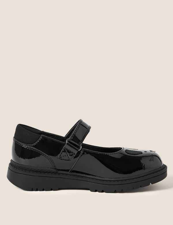 224d08dbe077e Kids  Leather School Shoes (8 Small - 1 Large)