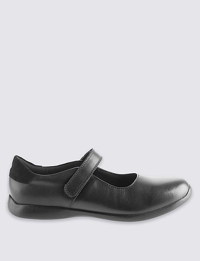 Marks and Spencer Extra Wide Leather Shoes with Freshfeet black Discount Brand New Unisex Manchester Great Sale iwSPW454