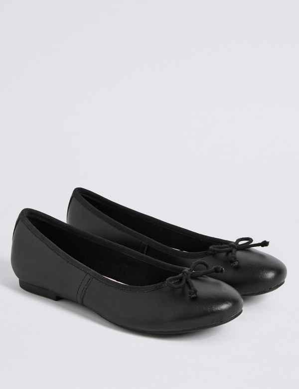 7d712d5d0b5b Kids' Leather School Shoes (13 Small - 9 Large)