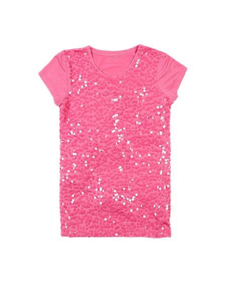 Embellished T-Shirt (5-14 Years)