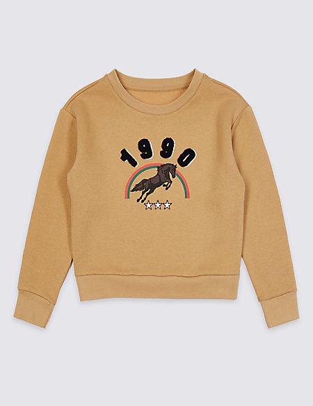 Mini Me Sweatshirt (3-16 Years)