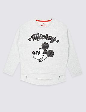 Mickey Mouse™ Sweatshirt (3-16 Years)