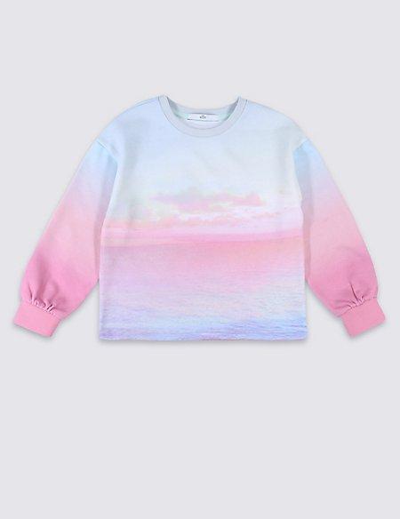 Sunset Sweatshirt (3-16 Years)