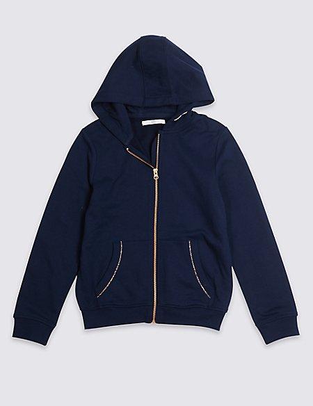 Hooded Sweatshirt (3-16 Years)