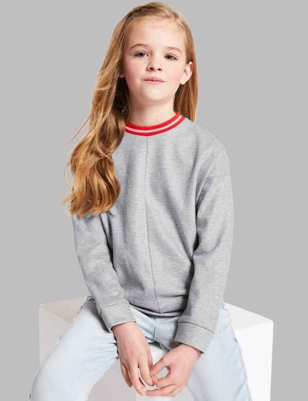 972c2c4c1bf1 Sparkle Jersey Jumper (3-16 Years)