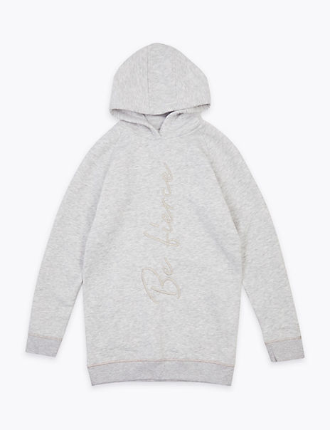 Cotton Rich Hoodie (6-16 Years)