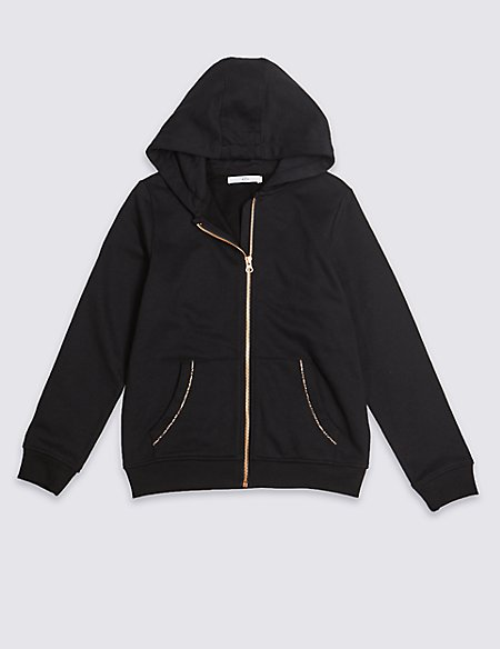 Hooded Sweatshirt (3-16 Years)