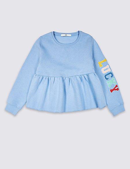 Lucky Sweatshirt (3-16 Years)