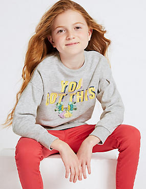 You Got This Sweatshirt (3-16 Years)