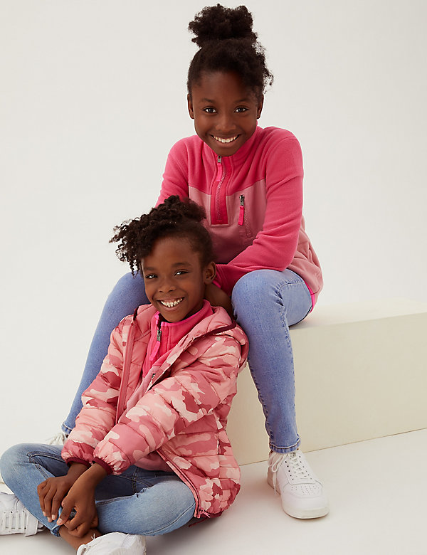 The Recycled Fleece (2-16 Yrs)