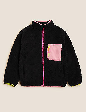 Borg Jacket (6-16 Yrs)