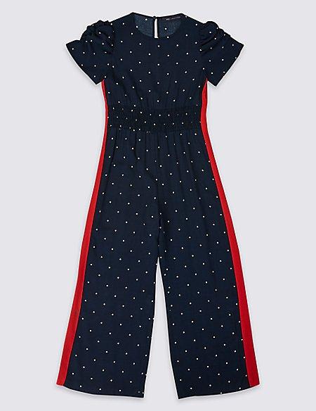 Mini Me Star Jumpsuit (3-16 Years)