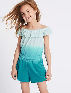 Dip Dye Playsuit (3-16 Years)