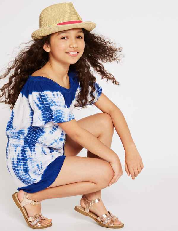 8e405d8f19e Tie Dye Playsuit (3-16 Years)