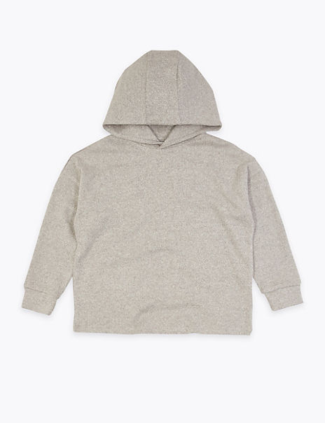 Sparkle Hooded Top (6-16 Years)
