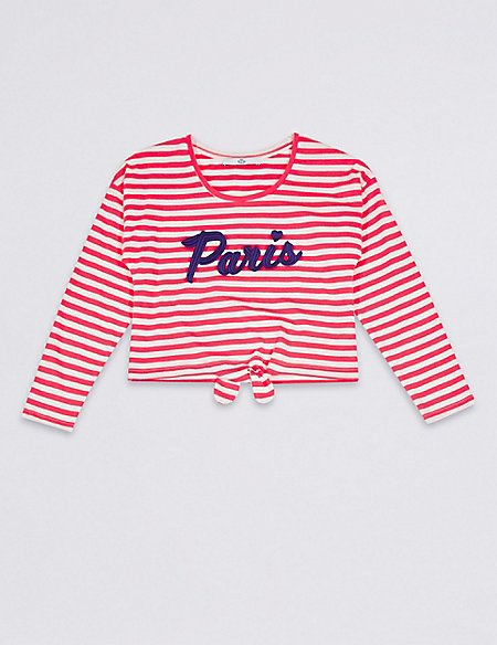 Pure Cotton Top (3-16 Years)