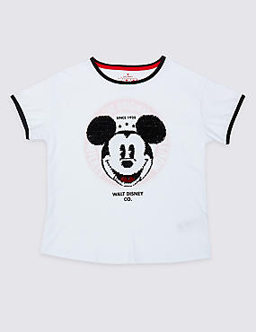 Mickey Mouse™ T-Shirt (3-16 Years)