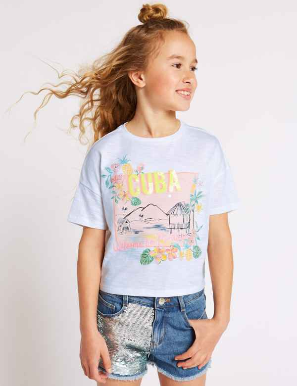 c87ab0ee6f42 Girls Clothing Sale | Girls Clothes Offers | M&S