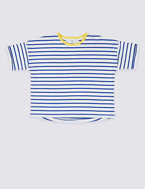 Striped T-Shirt (3-16 Years)