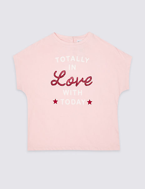 Easy Dressing Love T-shirt (3-16 Years)
