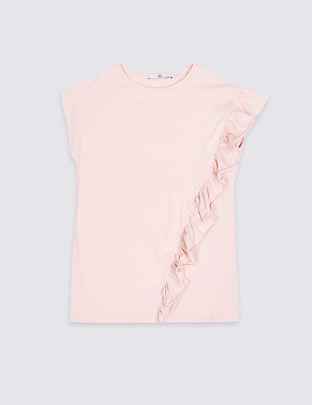 Cotton Top with Stretch (3-16 Years)