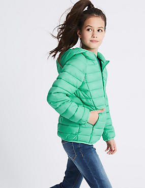 Lightweight Padded Coat with Stormwear™ (3-16 Years)
